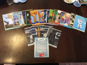 D23 Expo Trading Cards