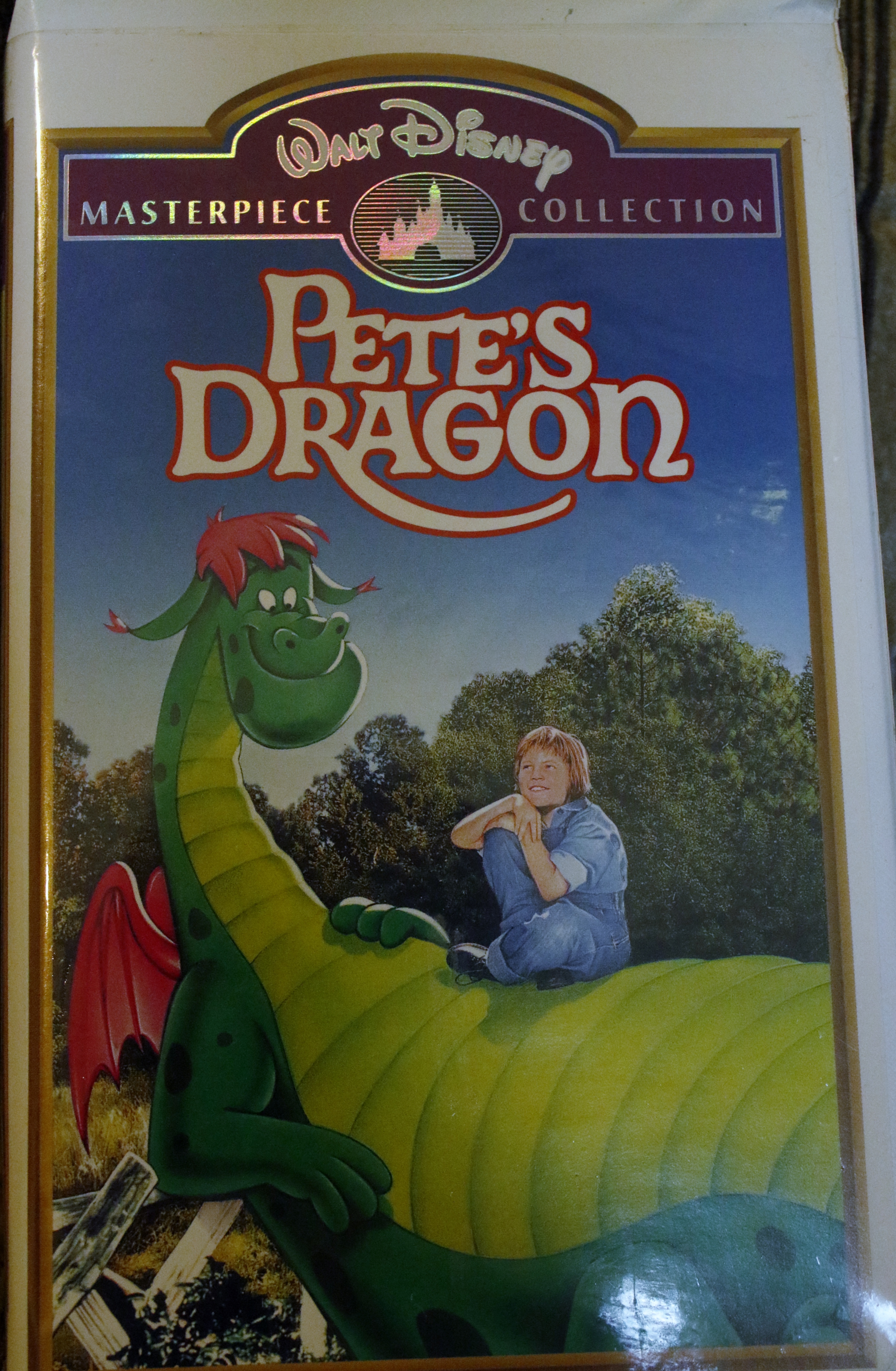 Disney Diva's Throwback Thursday: Remembering Pete's Dragon