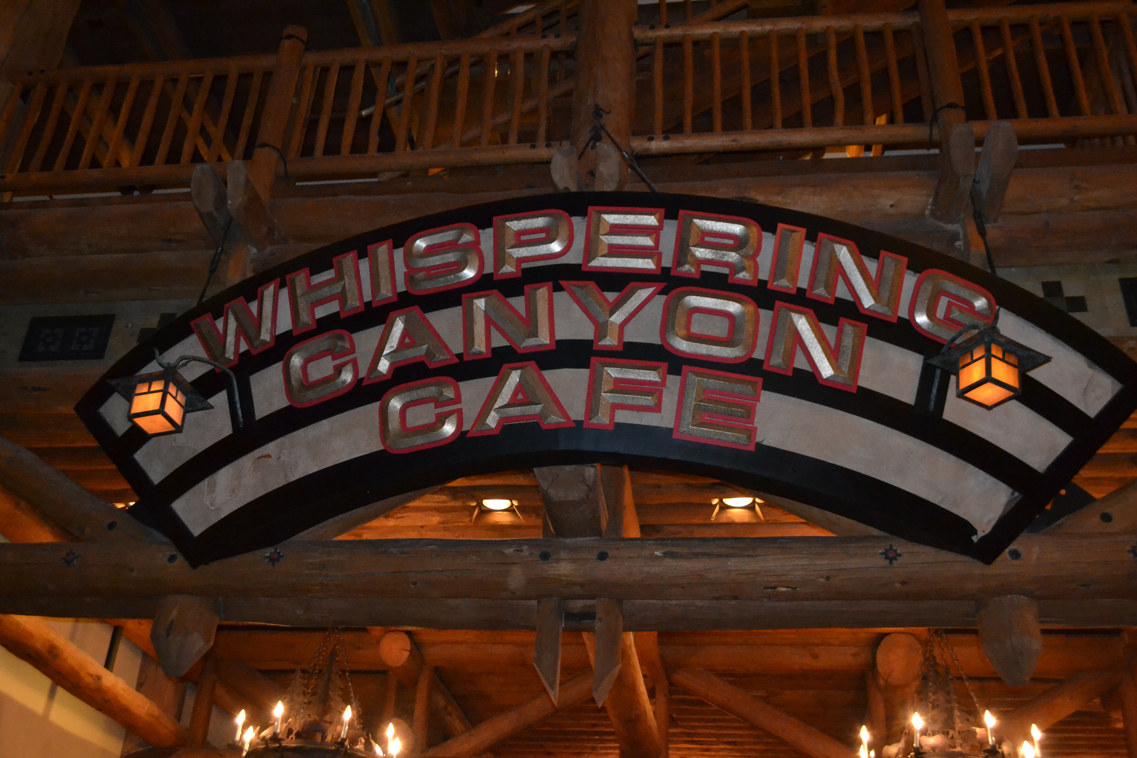 Whispering Canyon Café Dinner Review