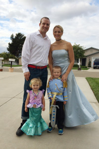 Disney Family Costume