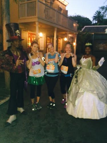 The Disneyland Half Marathon