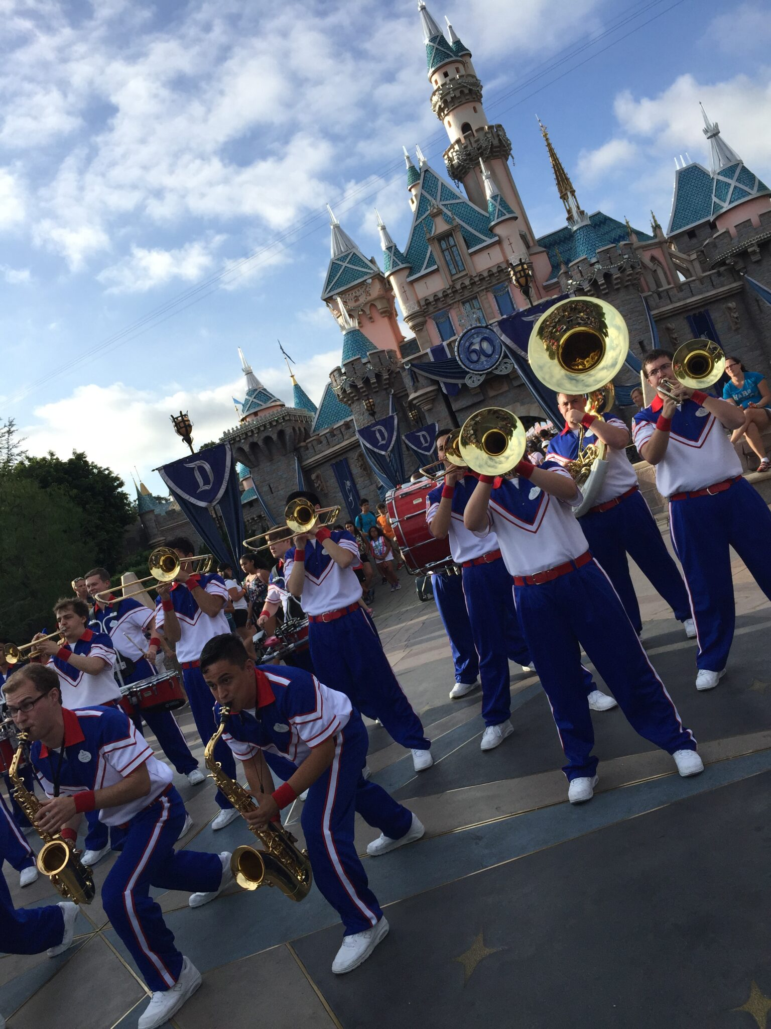 A Summer Hit! – All American College Band at Disneyland