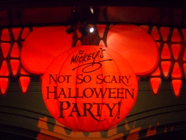 Mickey's Not So Scary Halloween Party Review at Disney World