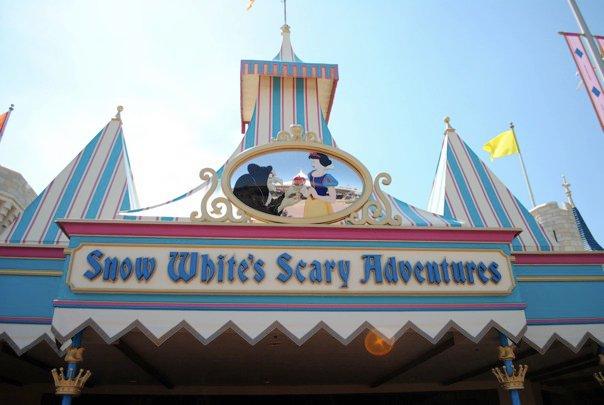 TBT- Snow White's Scary Adventures