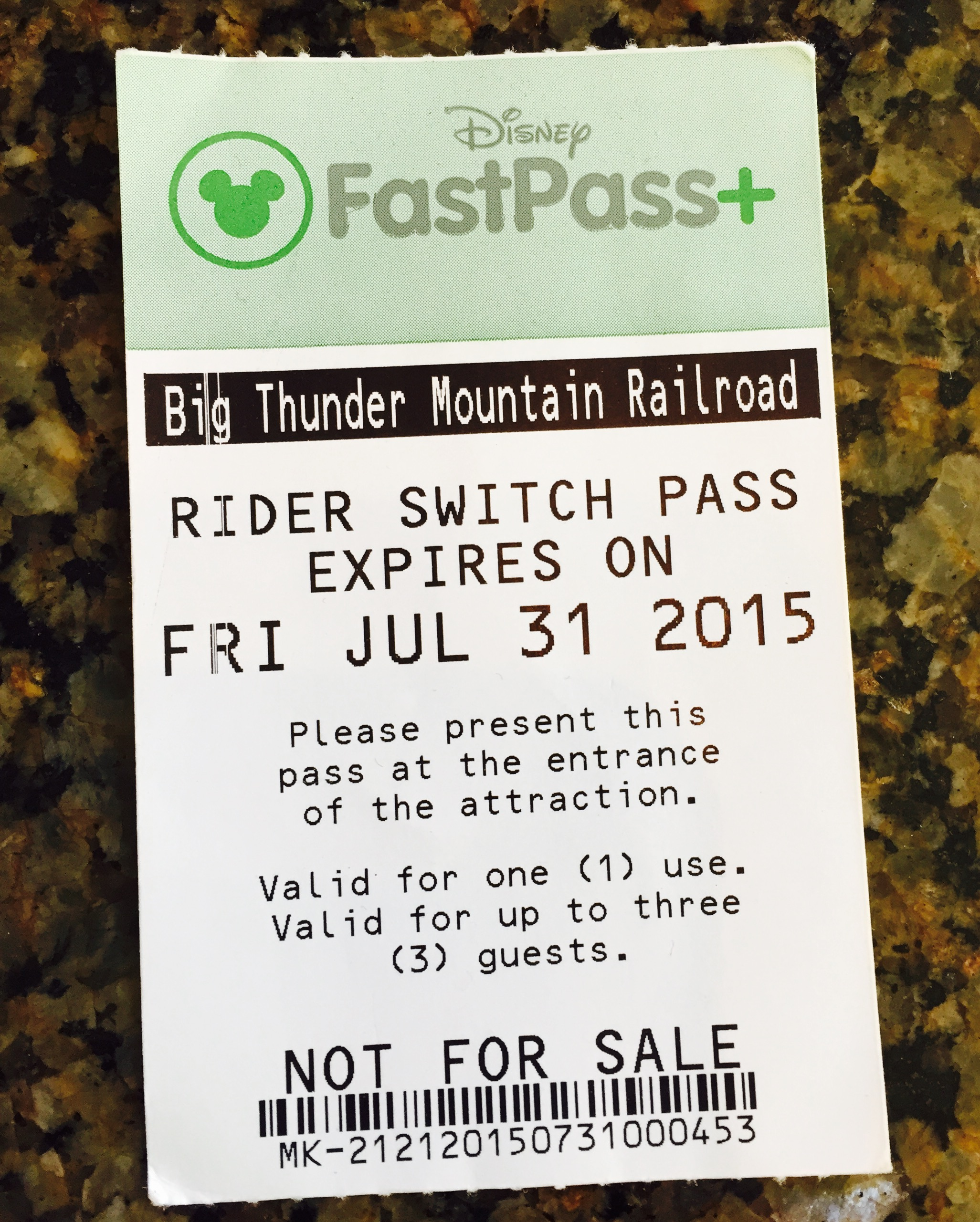 Rider Switch: How It Works at Disney World