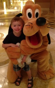 pluto meet on DCL