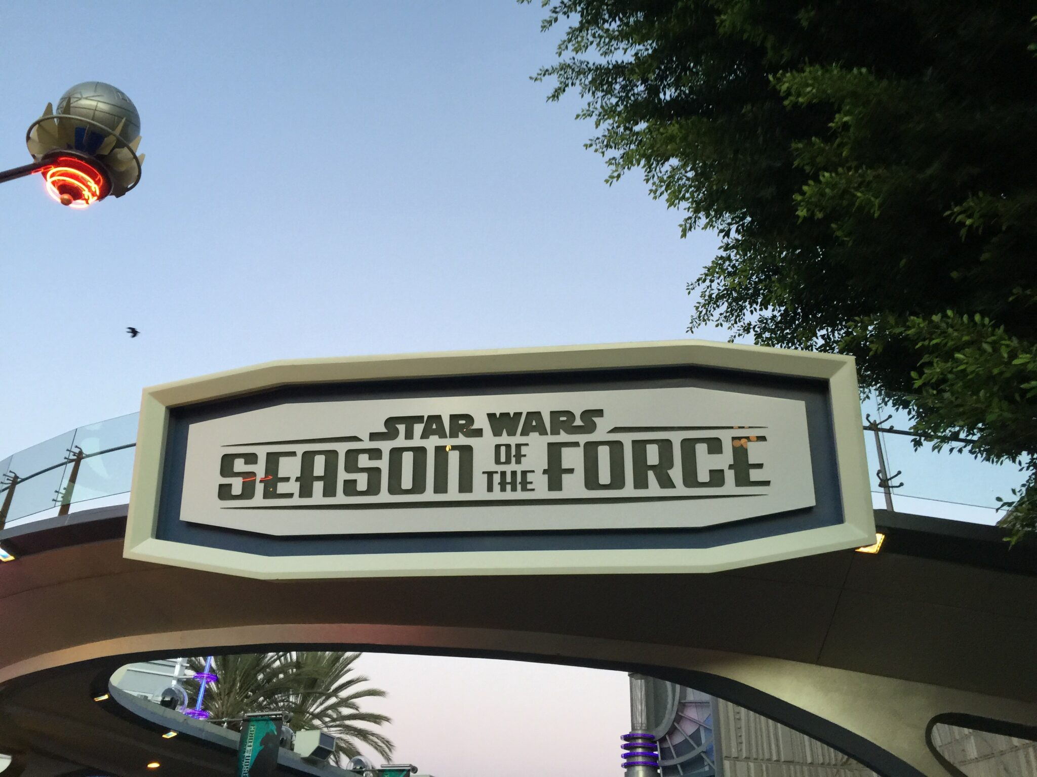 Season of the Force Takes Over Tomorrowland at Disneyland