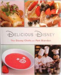 Delicious Disney, A Cookbook Review