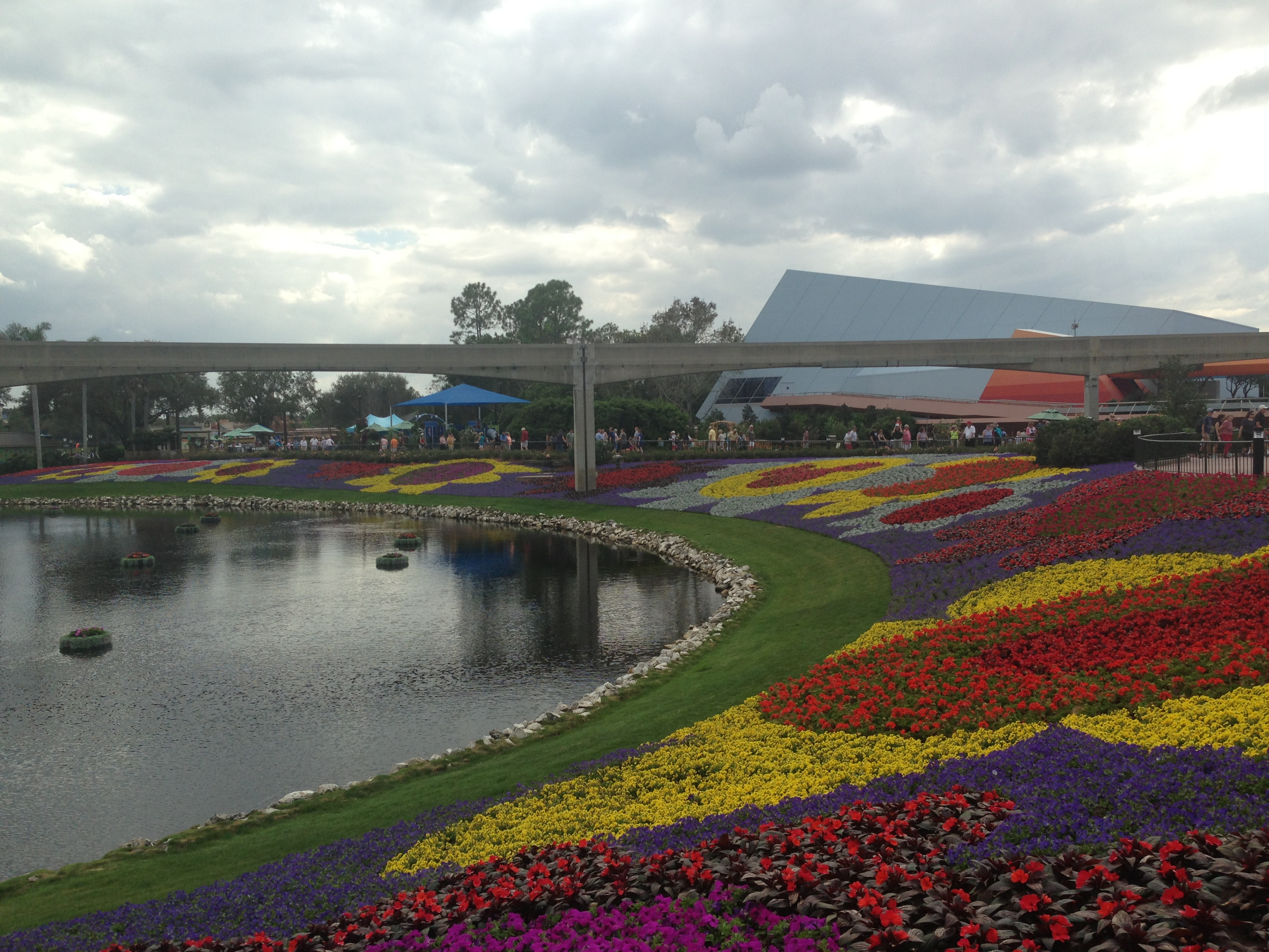 What To Expect From the Epcot International Flower & Garden Festival