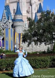 UG-Cinderella at Magic Kingdom