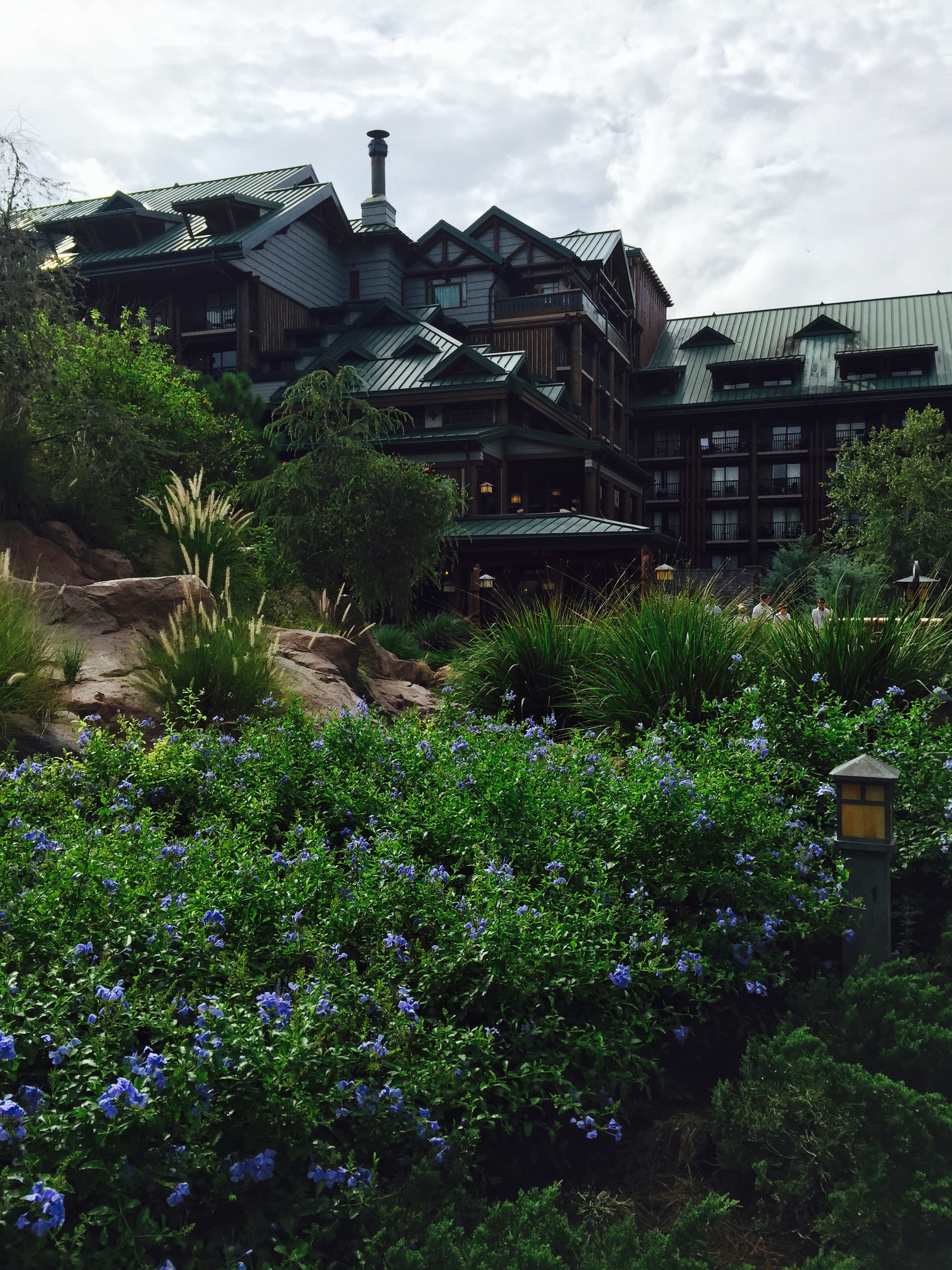 Disney's Wilderness Lodge- A Review