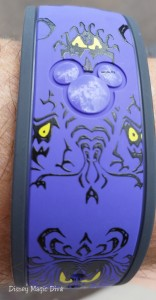 haunted mansion magicband