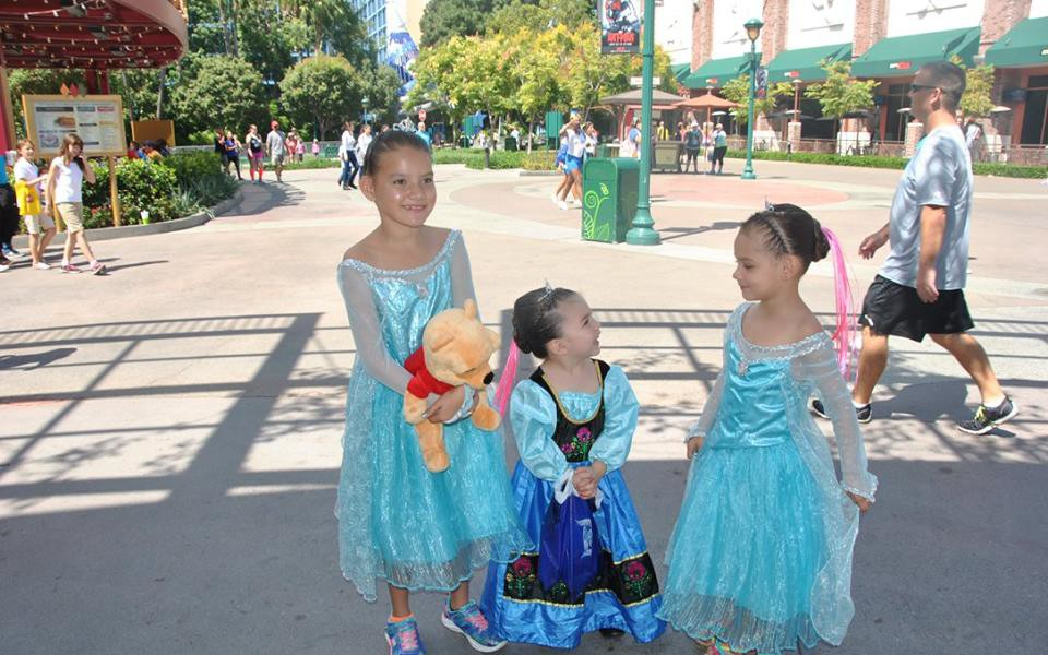 Anna & Elsa's Boutique in Downtown Disney