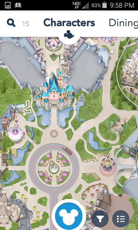 Disneyland App Review