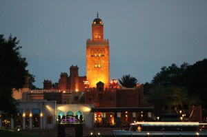 Morocco Pavilion at EPCOT
