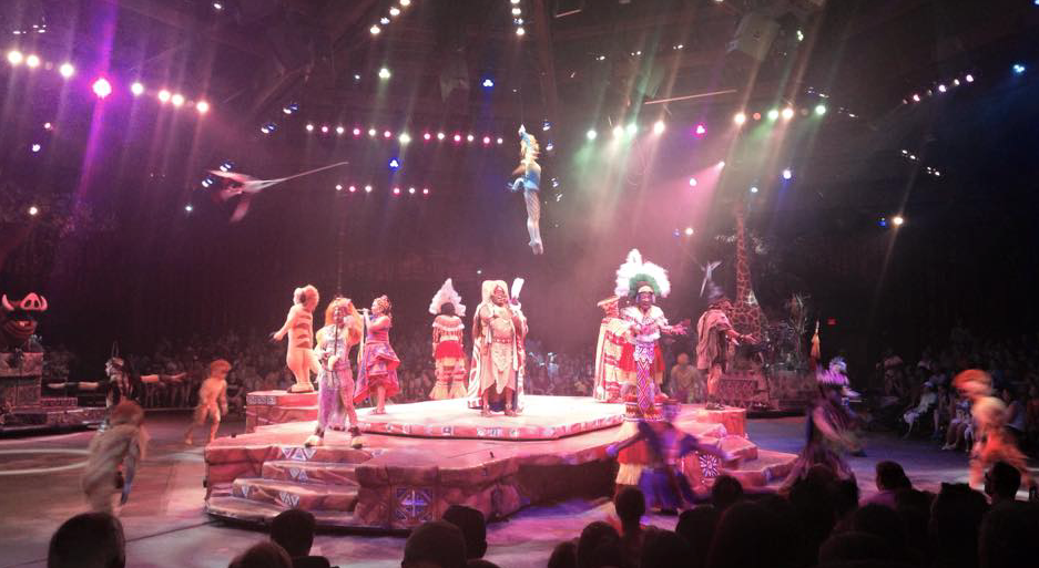 Why Wishes Diva Loves Festival of the Lion King