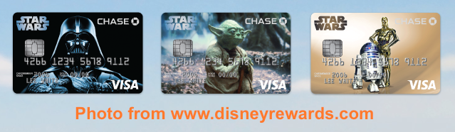 May The Disney Visa Be With You