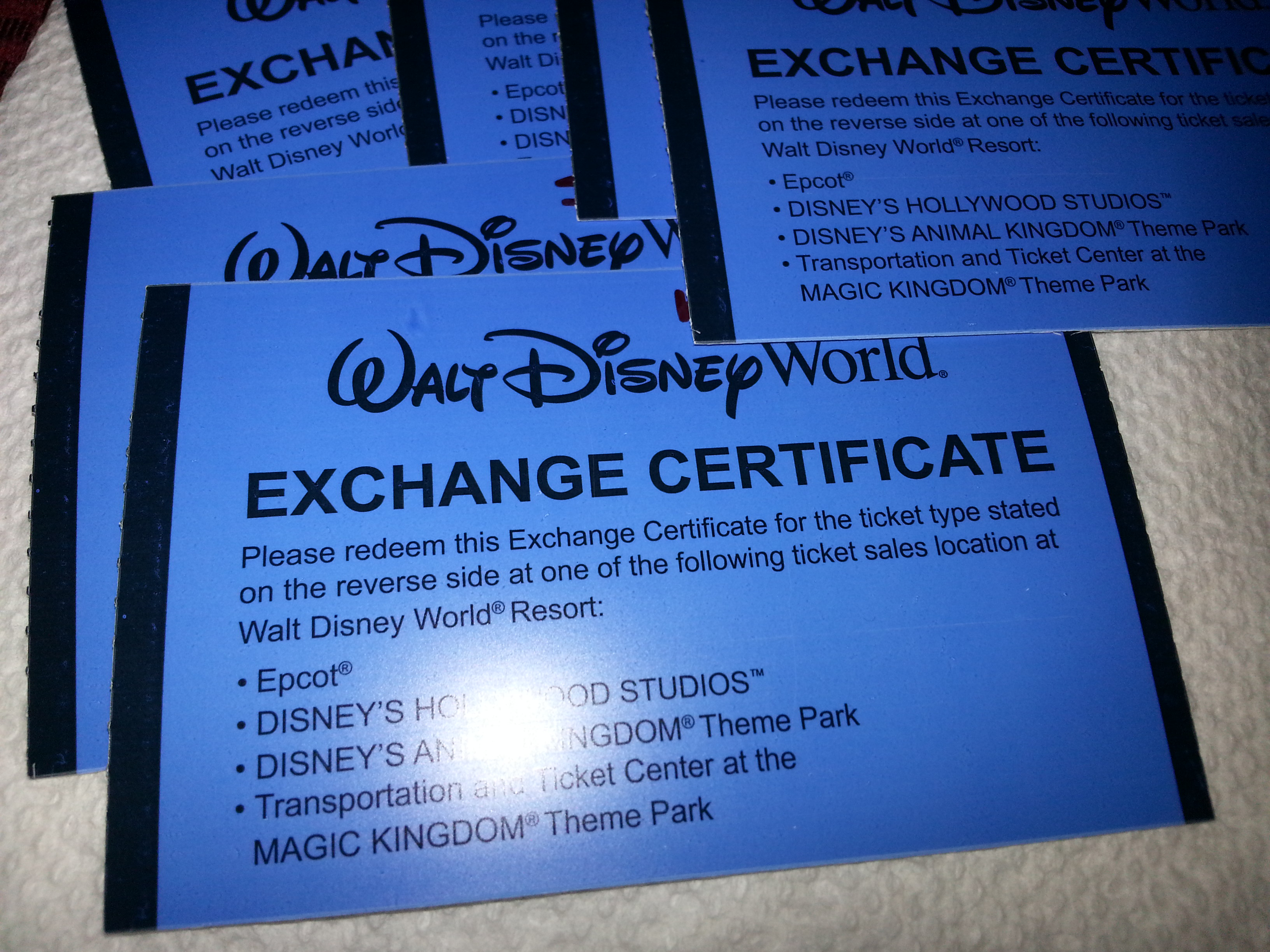 "Disney World's Armed Forces Salute Tickets and ""mydisneyexperience""-Let's link those vouchers!"