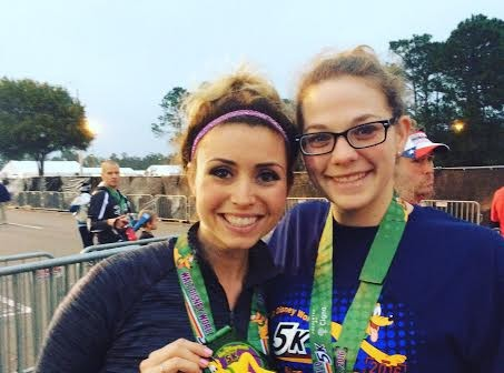 The WDW Marathon Weekend 5k