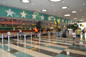 All Star Movies Lobby