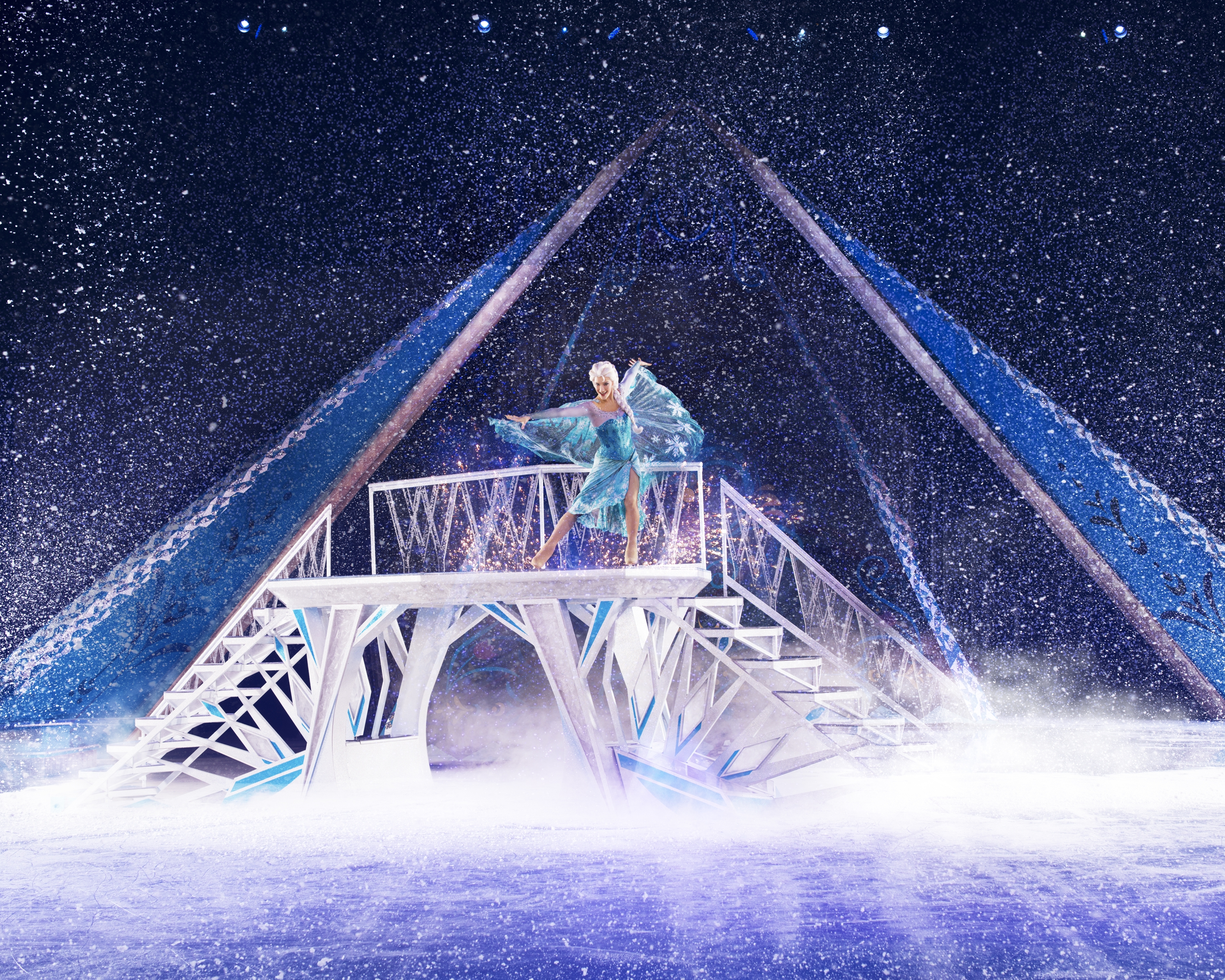 Disney on Ice Frozen presented by Stonyfield YoKids Review