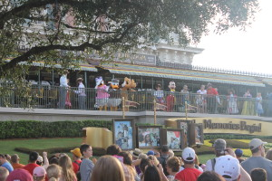 The Magic Kingdom Rope Drop/Welcome Show