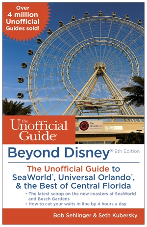 The Unofficial Guide to Beyond Disney Review