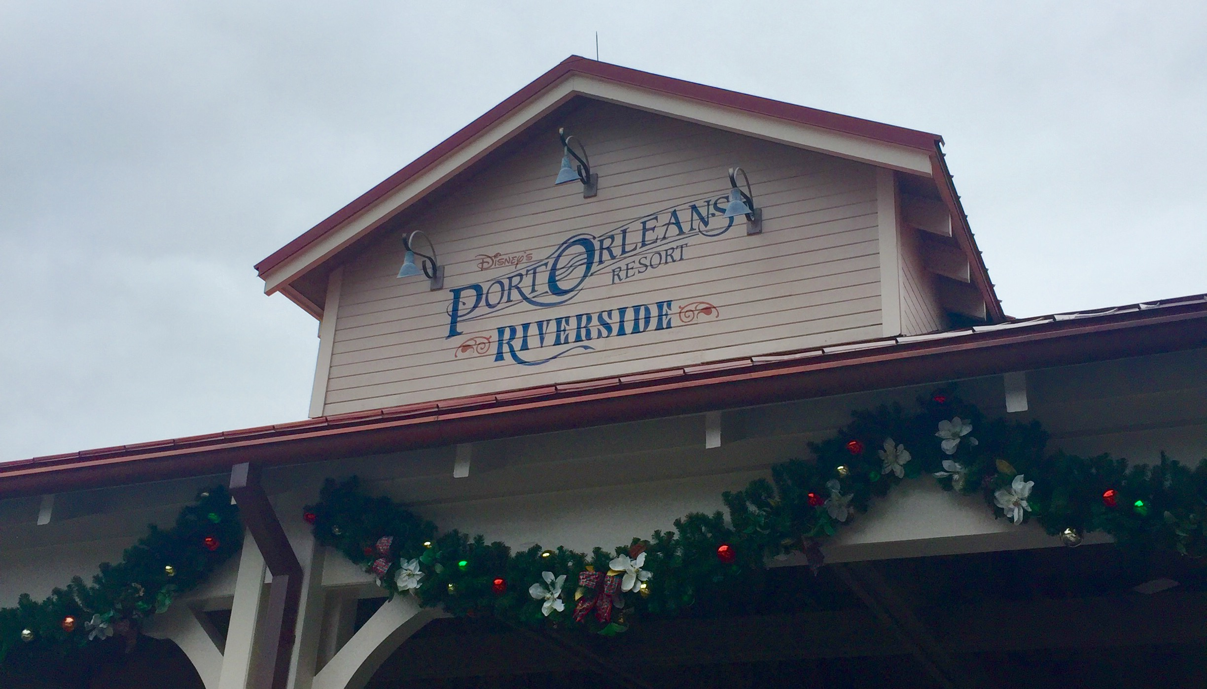 Disney's Port Orleans Resort-Riverside Review