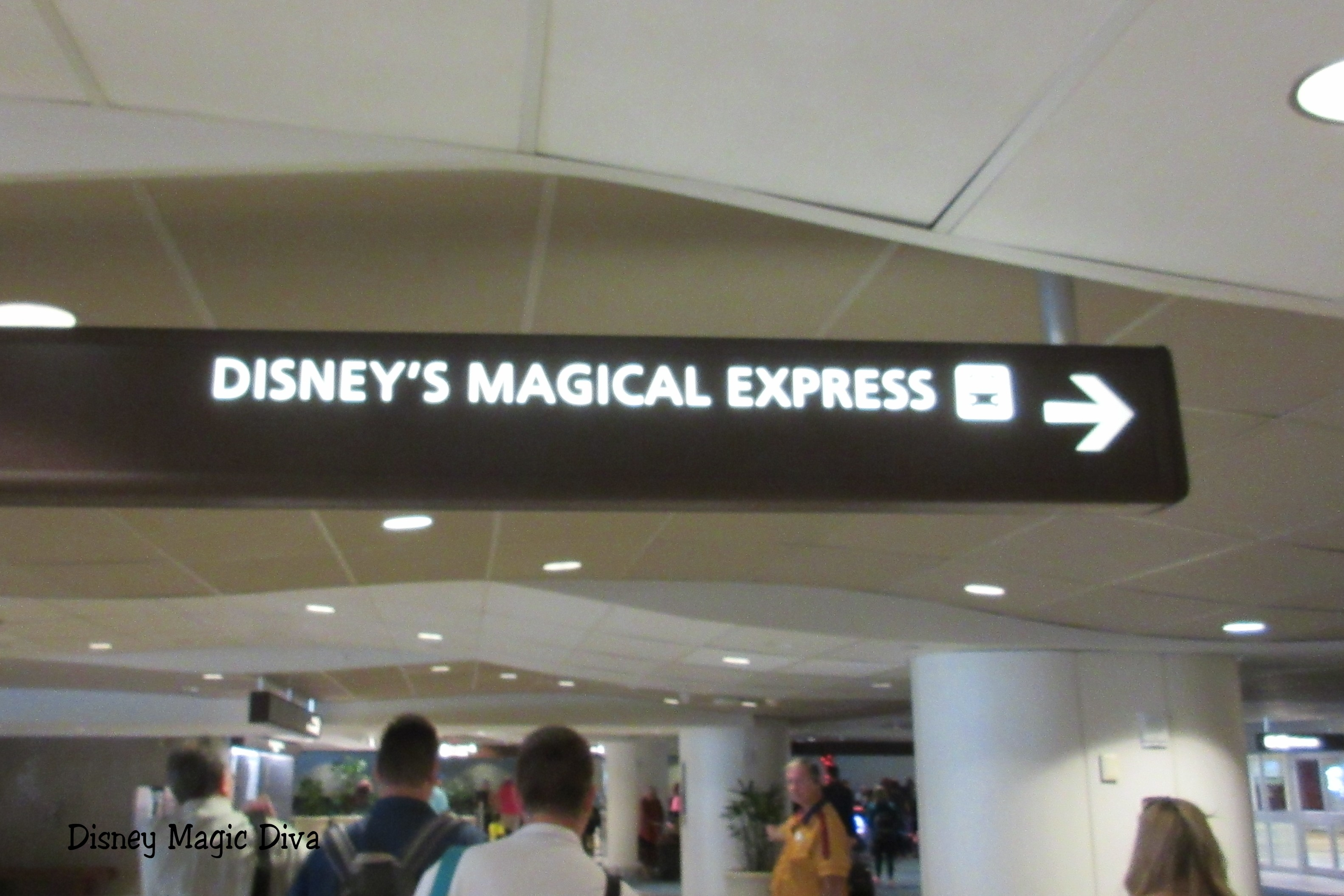 Disney's Magical Express: Your Complimentary Carriage Ride to the World