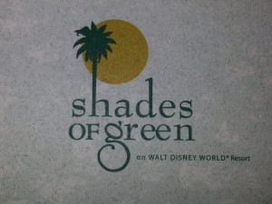 Step-by-step guide to Shades of Green tickets