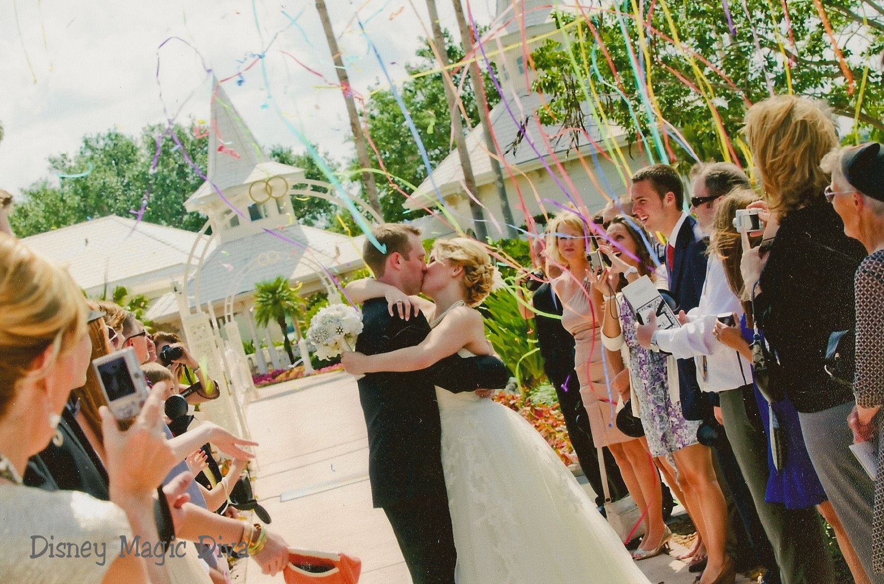 Throwback Thursday: Tips to Make Your Disney Wedding Dream Come True