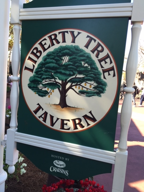 Throwback Thursday: Experience Colonial America at Walt Disney World's Liberty Tree Tavern