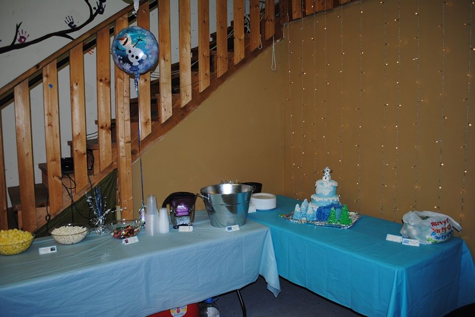 A Frozen Birthday Party Fit for a Princess