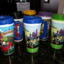 Disney World Refillable Mugs- My All Time Favorite Souveniers!