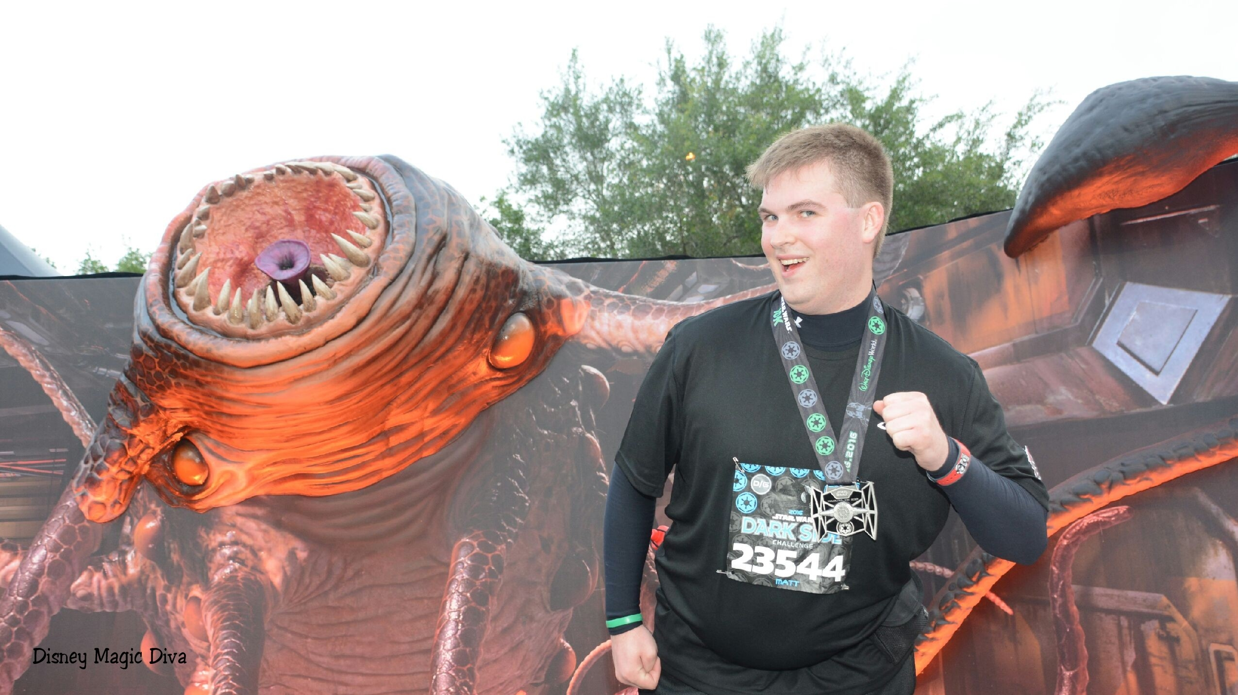 A Journey through runDisney's Star Wars – Dark Side Challenge