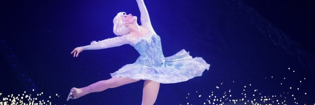 Disney on Ice Presents Passport to Adventure Interview with Angie Lien aka Elsa!