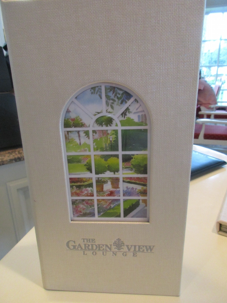 Afternoon Tea At The Garden View Tea Room A Grown Up Tea Party Tips From The Disney Divas And