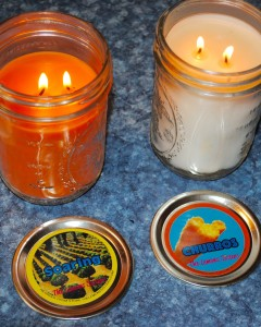 candles - 5