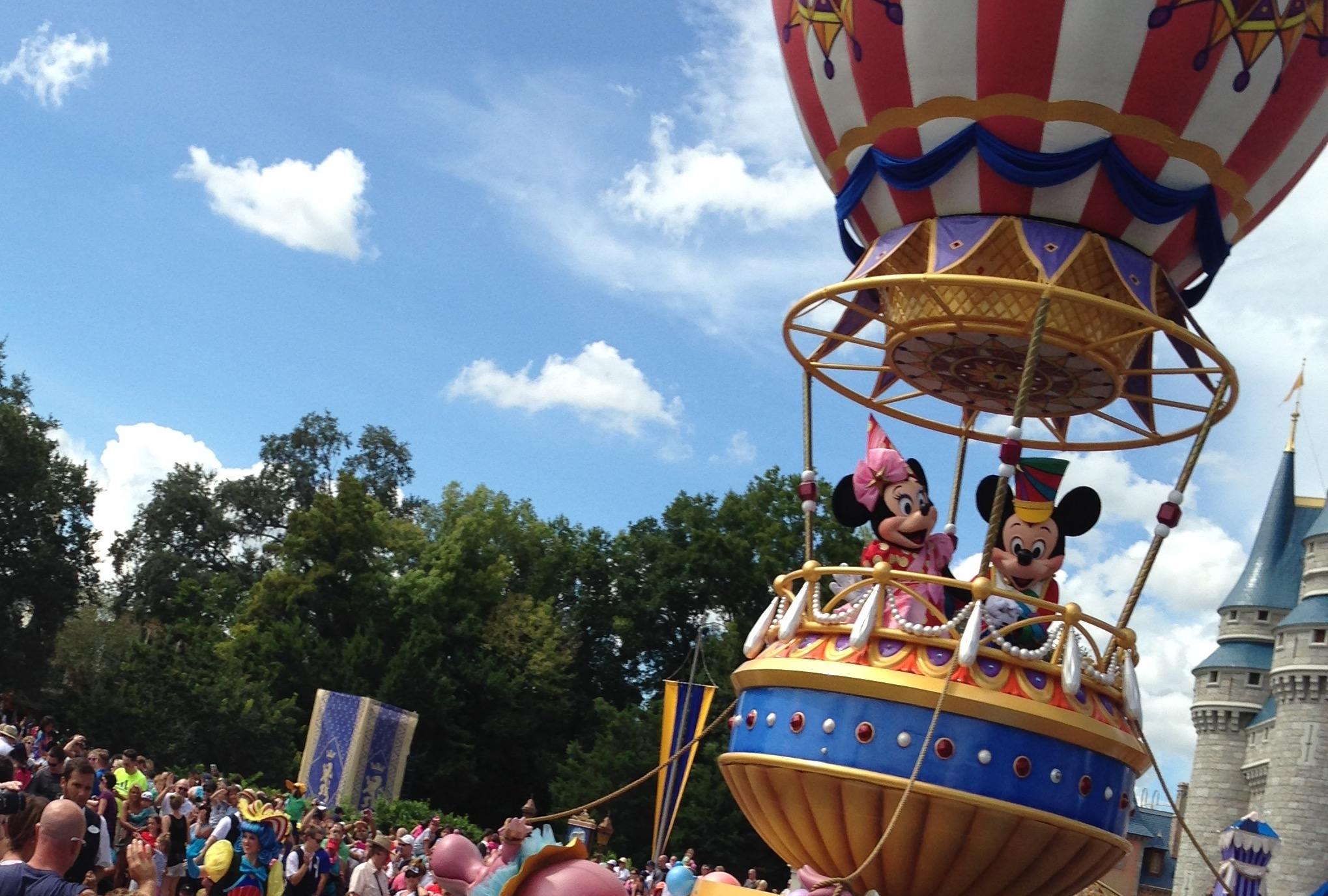You Can Do Fireworks and Parades Without Fast Passes