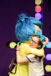 joy hug