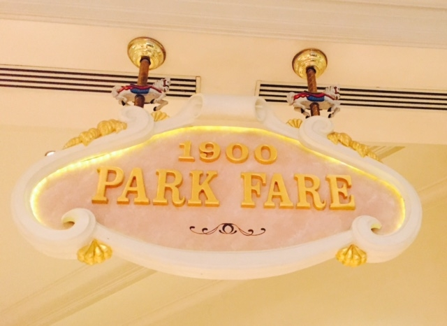 A Practically Perfect Morning at 1900 Park Fare