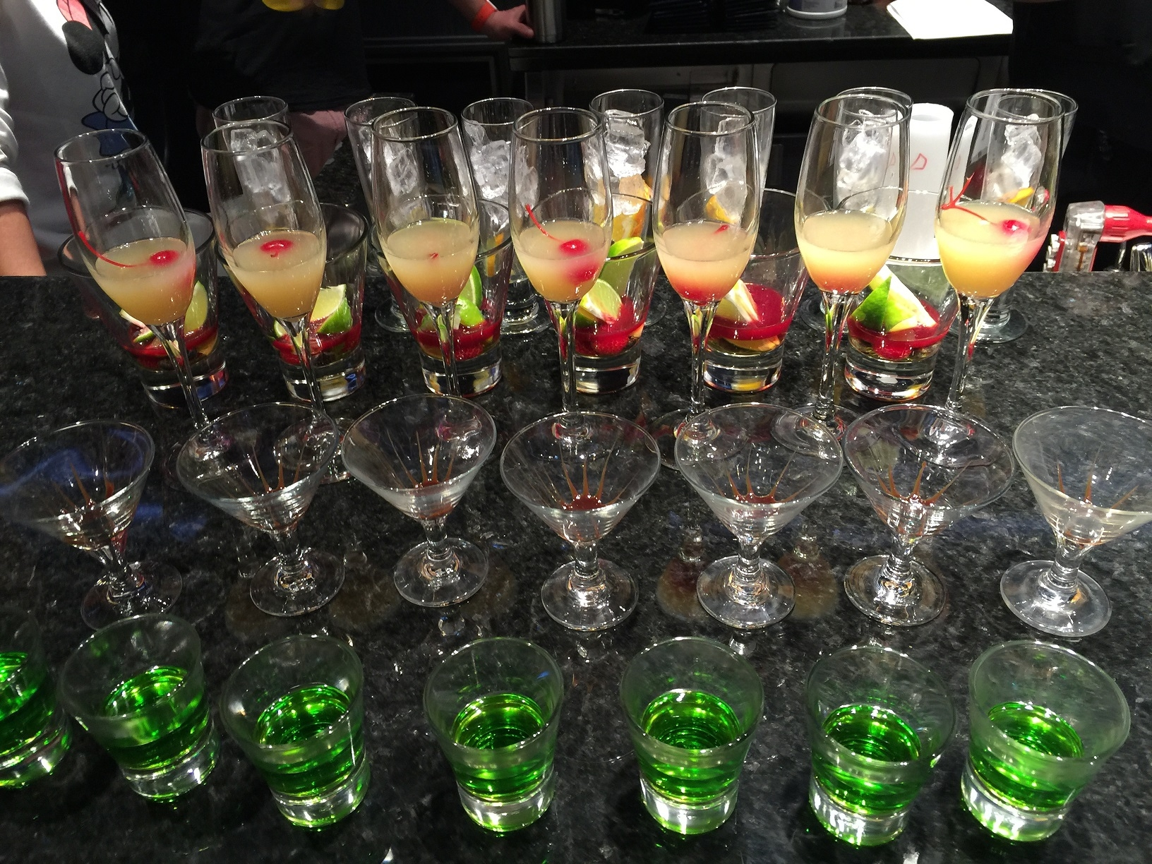 Mixology Class on the Disney Cruise Line- Is it for you??