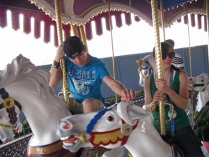 Prince Charming Regal Carrousel - Joe