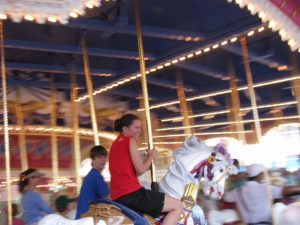 Prince Charming Regal Carrousel - Meg