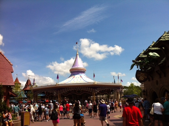 Walt Disney World – Magic Kingdom's Carrousel