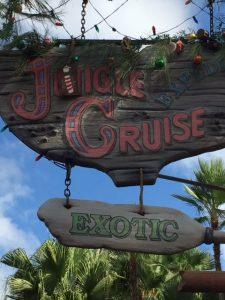 WDW Christmas Jingle Cruise