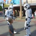 Star Wars Family of the Day at Disney's Hollywood Studios