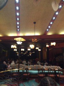 Kona Cafe Interior
