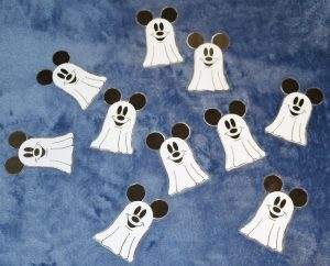 Small Mickey ghosts