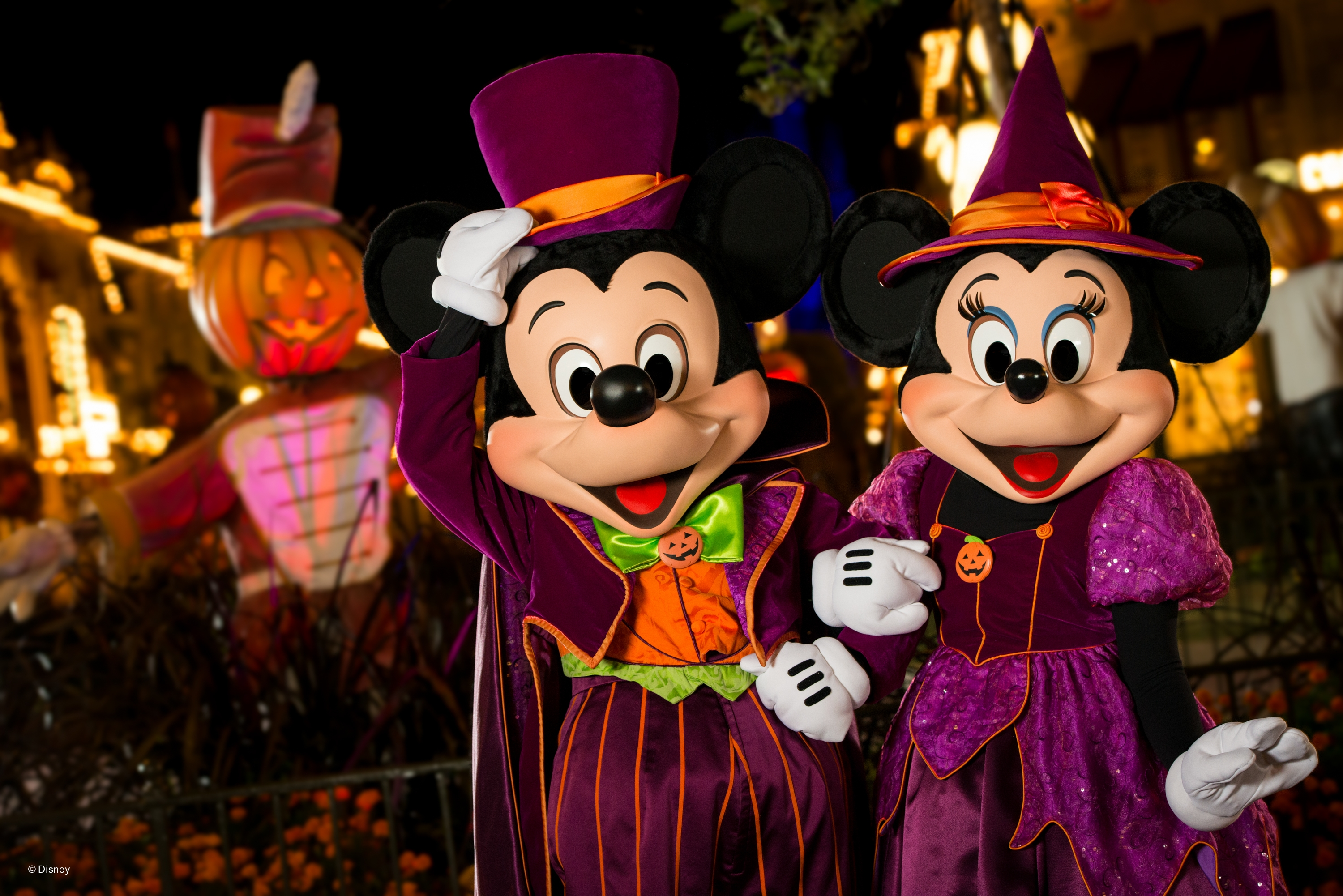 Mickey's Boo To You Halloween Parade 2016 Review - Tips from the ...